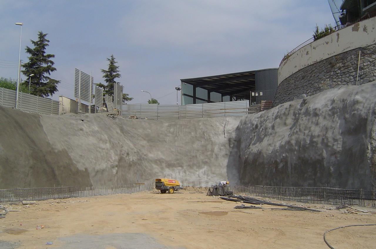 El gunite construcci n de piscinas precios de piscinas - Construccion piscinas precios ...